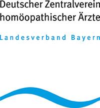 Deutscher Zentralverein homöopathischer Ärzte e.V. – Landesverband Bayern Logo