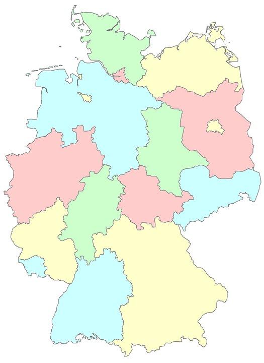 dtschld karte