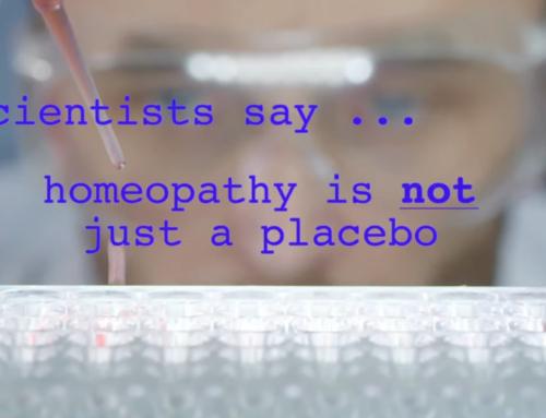 """HRI-Video: """"Wissenschaftler sagen, Homöopathie ist mehr als Plazebo"""""""