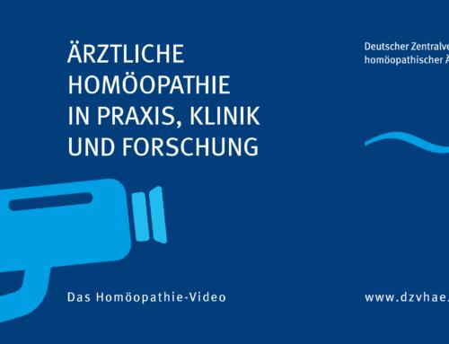 Video: Ärztliche Homöopathie in Praxis, Klinik und Forschung