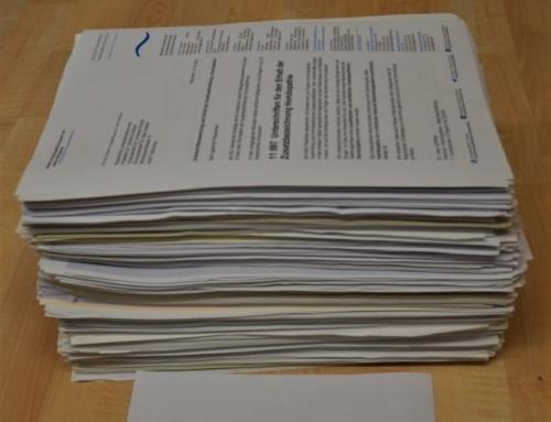 11597 Patienten-Unterschriften für den Erhalt der Zusatzbezeichnung Homöopathie